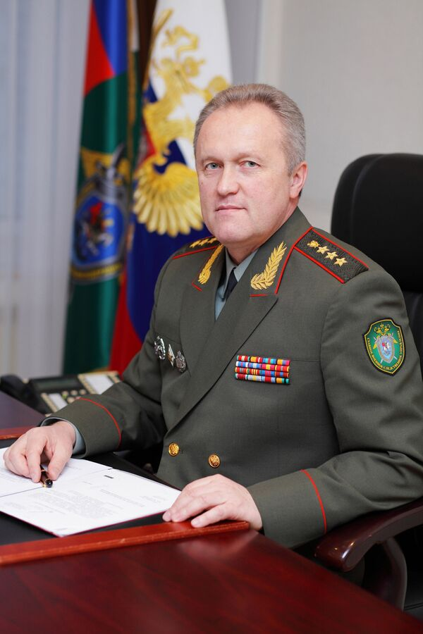 Alexander Sorochkin - Sputnik International