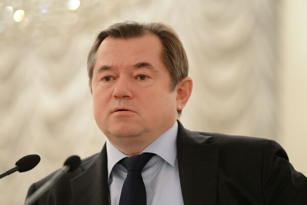 Russian Presidential Aide Sergei Glazyev says that Russia needs to establish a system of domestic credit and improve the efficiency of public administration. - Sputnik International