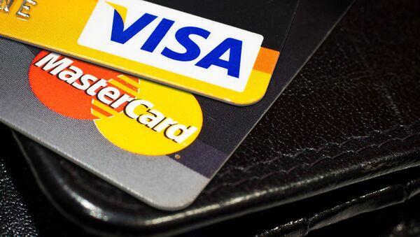 Visa, MasterCard Mull Russian Market Amid Tougher Regulation - Sputnik International