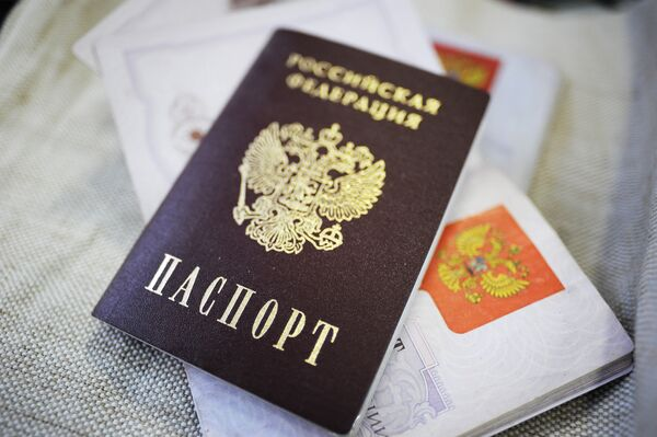 Regular Russian passport will be replaced by a new Multipass in 2015 - Sputnik International