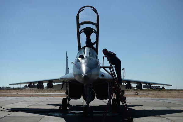 MiG-29 fighter - Sputnik International