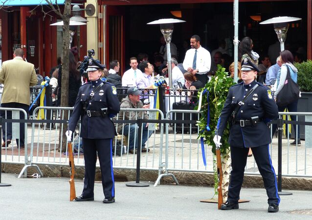 Boston Marathon terrorist attack anniversary