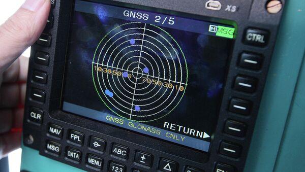 GLONASS - Sputnik International