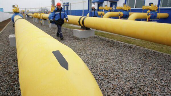 EU Hopes Russia, Ukraine To Remain Reliable Partners In Gas Delivery, Transport - Barroso - Sputnik International