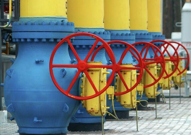 The Nesvizhskaya gas compressor station