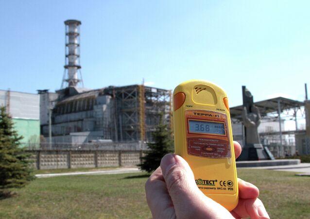 Pripyat, Chernobyl exclusion zone
