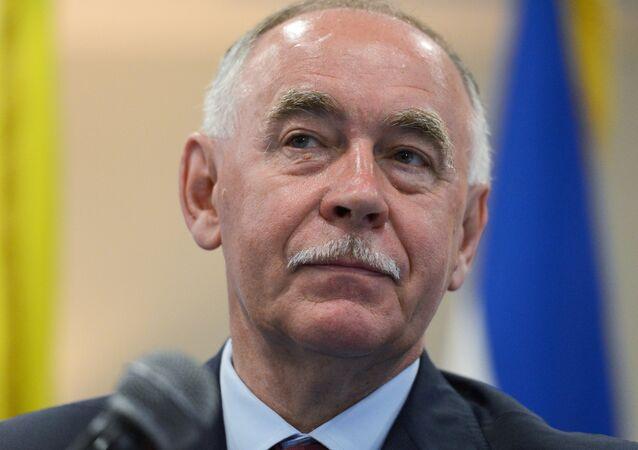 Director of the Federal Drug Control Service Viktor Ivanov