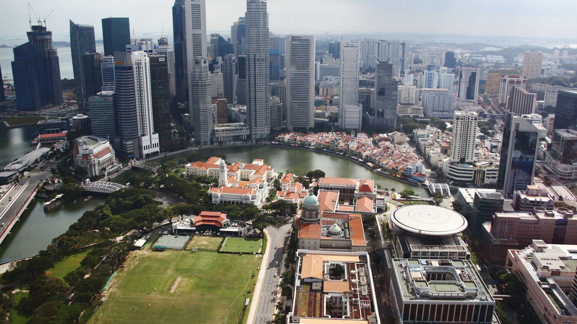 Foreign countries: Singapore - Sputnik International, 1920, 09.09.2021