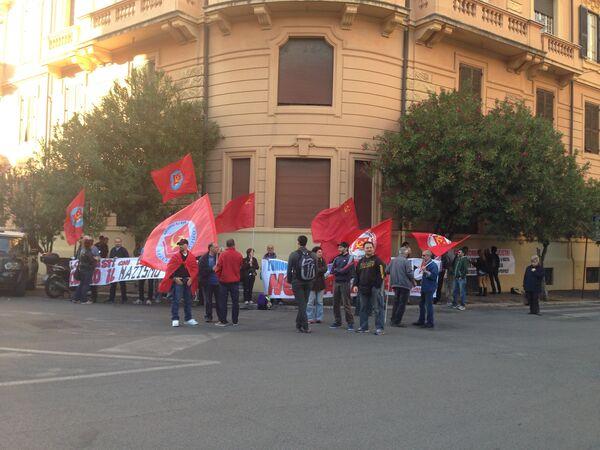 Italian Peace Activists to Protest Against EU Support For Ukraine - Sputnik International