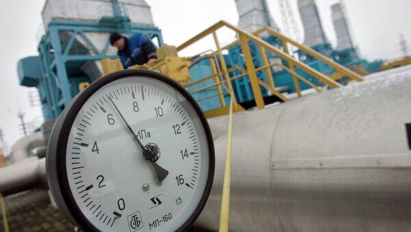 Gas compressor station - Sputnik International