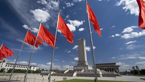 Tiananmen Square in Beijing, China - Sputnik International