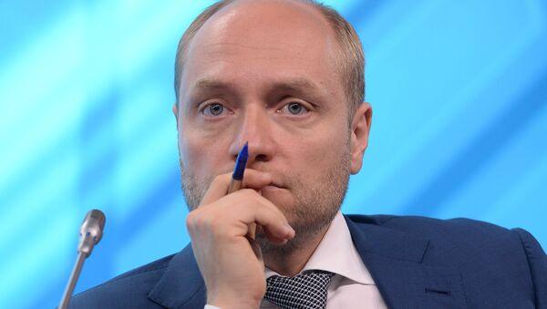 Russia's Far East Development Minister Alexander Galushka - Sputnik International