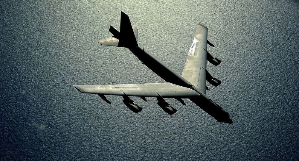 Two US B-52 Stratofortress strategic bombers are set to participate in military exercises over Sweden next month.