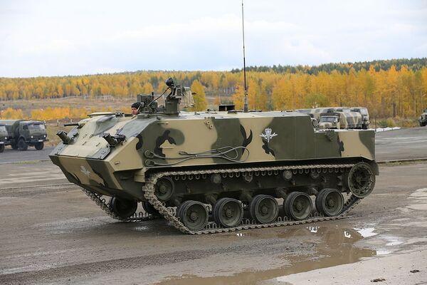 Rakushka armored personnel carrier - Sputnik International