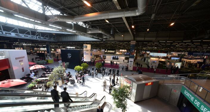 International Exhibition of Arms and Military Equipment Eurosatory 2014