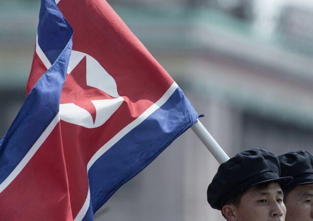 Военнослужащие корейской народной армии