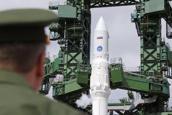 Angara-1.2PP space rocket - Sputnik International