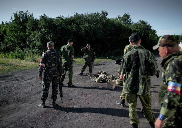 Lugansk region update