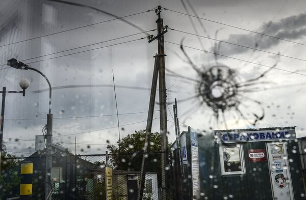 Ukrainian Troops Hurt in Clashes Receive Treatment in Russia - Sputnik International