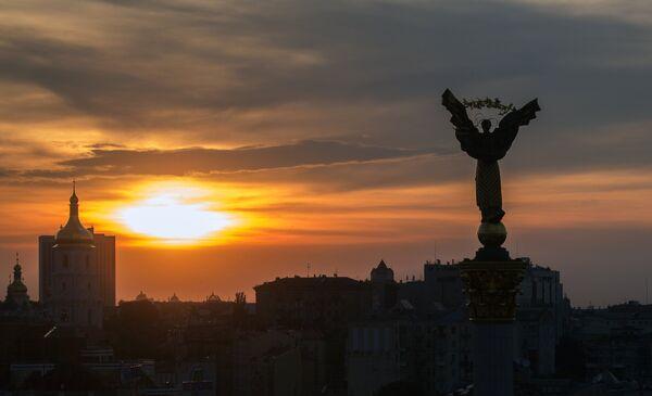Kiev. Independence Square - Sputnik International