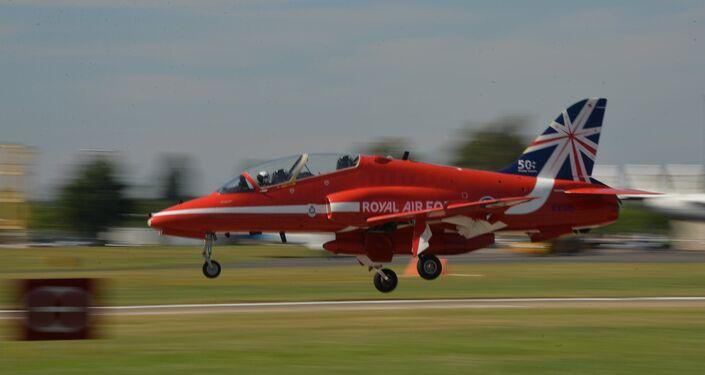 Farnborough International Airshow 2014. Day Five