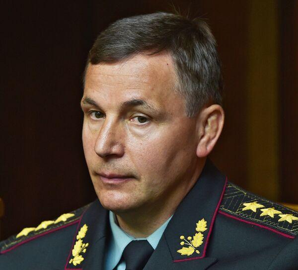 Ukrainian Defense Minister Valeriy Geletey - Sputnik International