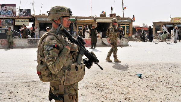 US President Barack Obama has secretly ordered to extend the US troops' mission in Afghanistan - Sputnik International