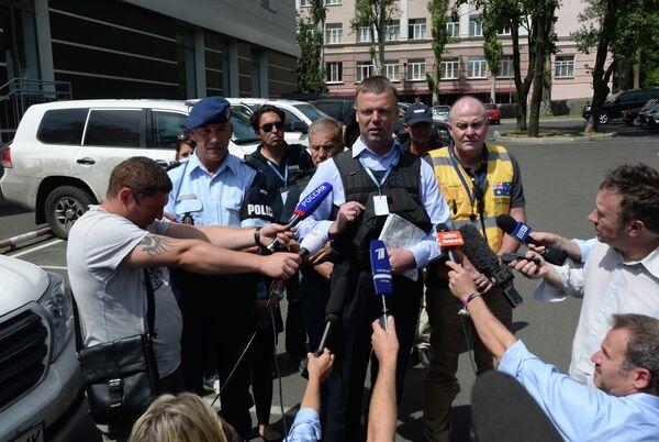 OSCE experts refuse to inspect Boeing 777 crash site - Sputnik International