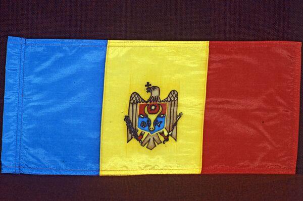 National flag of the Republic of Moldova - Sputnik International