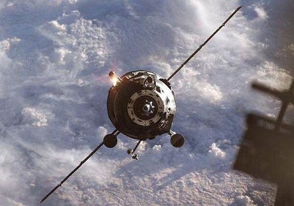 Progress spacecraft
