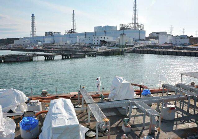 Уровень радиации в воде у Фукусимы достиг максимума с начала замеров