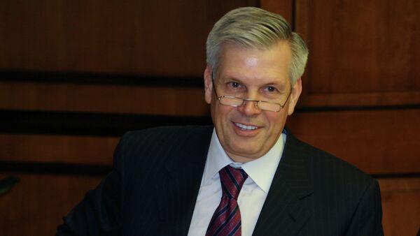 Sergei Dankvert, the head of Rosselkhoznadzor - Sputnik International
