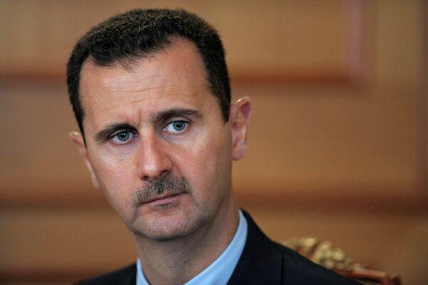 Syrian President Bashar al-Assad has reappointed Wael Nader al-Halqi as prime minister - Sputnik International