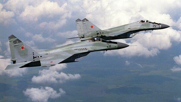 MiG-29s - Sputnik International