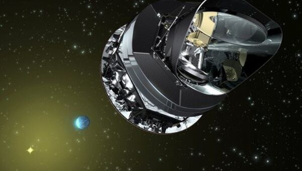 Planck space observatory - Sputnik International
