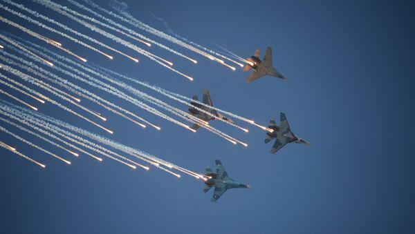 Russian Air Force Day Celebration - Sputnik International