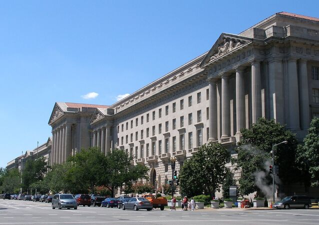 The headquarters of the United States Environmental Protection Agency in Washington, DC