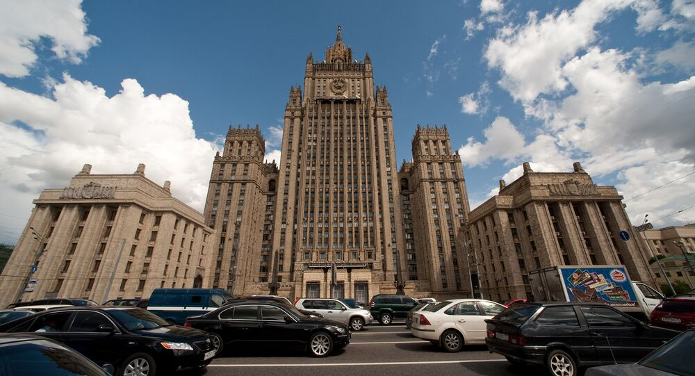 Russian Ministry of Foreign Affairs stated that Russia will defend its national interests and principled position on the key issues