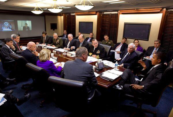 United States National Security Council - Sputnik International