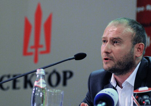 Rada MP and Right Sector Leader Dmitri Yarosh told Ukrainian media to expect a third Maidan revolution, and claimed that it would be bloodier than before, given that the country's growingly impatient young revolutionaries are now heavily armed.