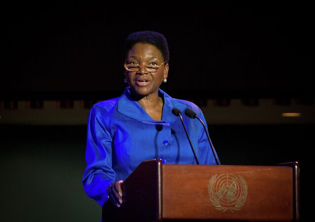Under-Secretary-General for Humanitarian Affairs and Emergency Relief Coordinator, Valerie Amos