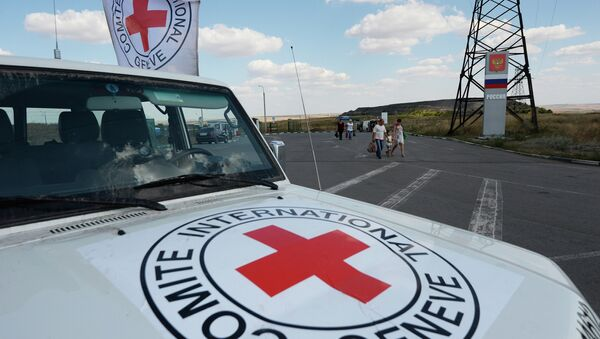 Delegates from the International Red Cross and Red Crescent Movement are to visit Russia in order to assess the needs and demands of the most vulnerable displaced persons from Ukraine – large families, the disabled and the elderly. - Sputnik International