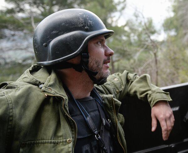 Missing Rossiya Segodnya journalist Andrei Stenin - Sputnik International