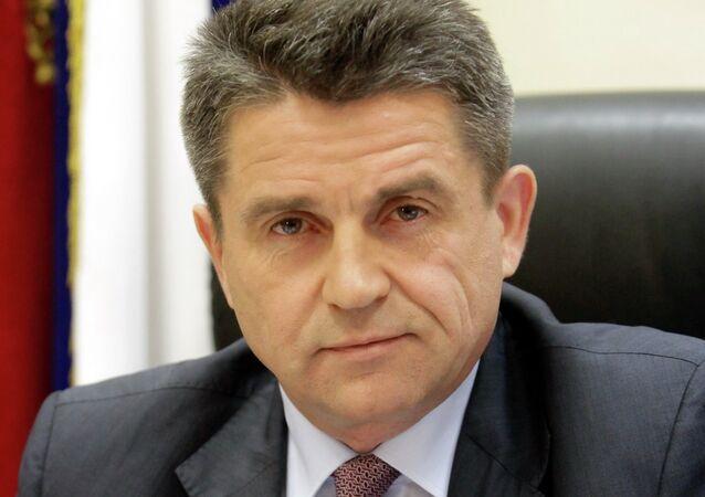 Представитель СК РФ Владимир Маркин
