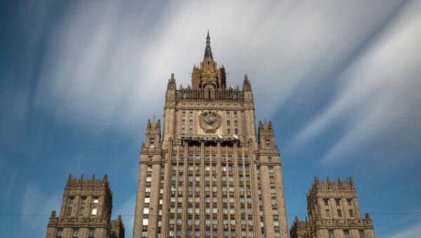 Moscow views a recent auction of a building of the Russian Trade Mission in Stockholm as an illegitimate move violating the status of diplomatic immunity. - Sputnik International