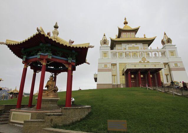 Khurul Golden Abode of Buddha Shakyamuni
