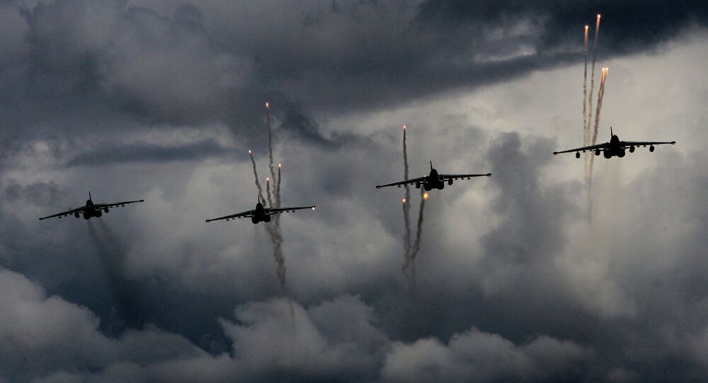 Russian fighter jets and ground support aircraft will practice penetration of enemy's air defenses during a month-long exercise in Siberia, the Eastern Military District said Friday.