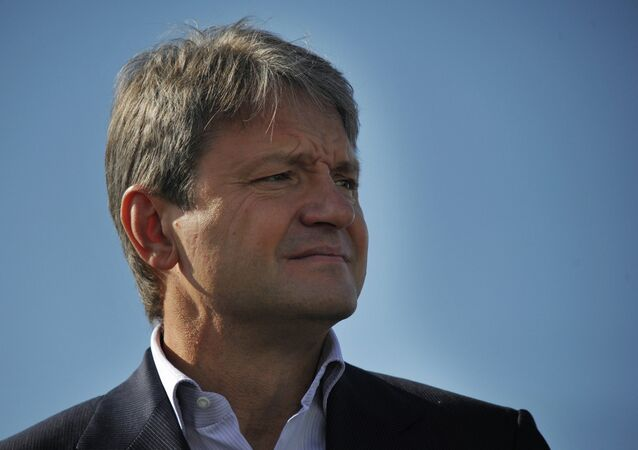 The governor of Krasnodar Krai, Alexander Tkachev, thinks that the statements of European politicians who have called for sanctions against sporting events being held together with Russia are ludicrous