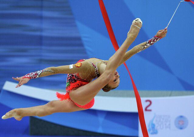 Художественная гимнастика. Этап Кубка мира. Второй день
