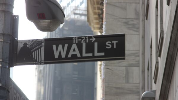 Wall Street gave New York the name of the world's principal financial center. It is the embodiment of the financial markets in the US, housing the New York Stock Exchange, NASDAQ, the New York Mercantile Exhcnage, the New York Board of Trade etc. - Sputnik International